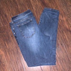 Maurices Boyfriend Style Jeans